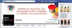 simulacion pagina FB